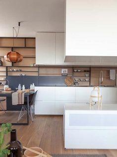 HOME DZINE Home Decor | Suburban apartment goes city chic