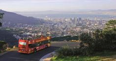 City Sightseeing Cape Town: explore on the red bus - Cape Town Tourism. I love the Blue Route on the Cape Town Red Bus - more intense. Cape Town Tourism, Sightseeing Bus, Cape Town South Africa, Red Bus, Out Of Africa, Most Beautiful Cities, Roadtrip, Nelson Mandela, Trip Advisor
