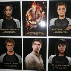 Take a look at the brand new Catching Fire deluxe tading cards from NECA. Catching Fire Funny, Hunger Games Catching Fire, Hunger Games Saga, Hunger Games Movies, Hunger Games Merchandise, Nothing Left To Say, Fire Movie, I Volunteer As Tribute, Johanna Mason