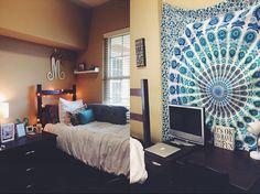 University of Alabama dorm