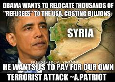 This is too real not to be real Obama wants us to pay for our own terrorist attack. THIS MAN HATES AMERICA... WHY CAN'T PEOPLE SEE IT??!!