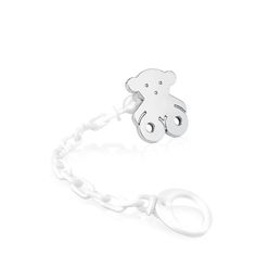 You can buy the Silver Sweet Dolls Pacifier through TOUS's online store. Find out how easy it is to buy TOUS pacifiers.