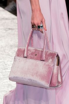 Explore the Over-the-Top Bags at Milan Fashion Week