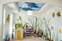 A Formal Dining Room Goes Fun  My Play Room
