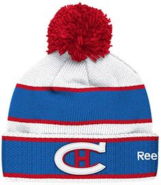 Montreal Canadiens Pom Hat