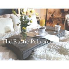 Wooden Tray Decor Beauteous Thirstystone Wood & Iron Serving Tray $50 ❤ Liked On Polyvore Design Inspiration