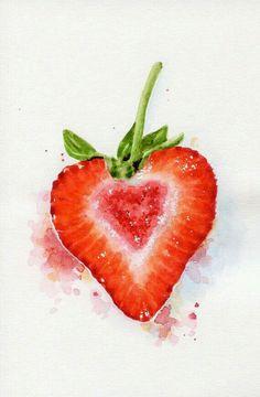 Pasión roja fresa