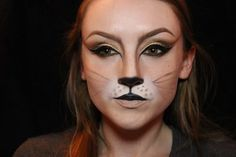 Step 10 Halloween Cat Makeup Tutorial
