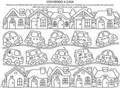 Album Archive - Descubro Números 0 al 100 School Suplies, Fun Math, Colorful Pictures, Facebook Sign Up, Kids And Parenting, Outline, Worksheets, Doodles, Diagram