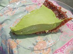 Key Lime Pie - Raw