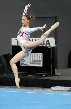 Ksenia Afanasyeva will represent Russia in the beam and floor finals. She qualified in 6th to the beam finals and tied Lauren Mitchell for 4th for the floor finals.