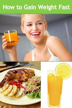 How to Gain Weight Fast? Here are some amazing tips that will help you put on some weight really quick.