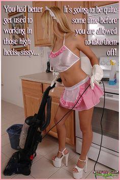 image Goddess sissy trainer 28