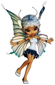 Fairy Poser Tubes | Fadinhas Cutes | Imagens para Decoupage