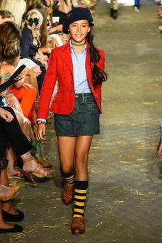 Ralph Lauren kids fashion