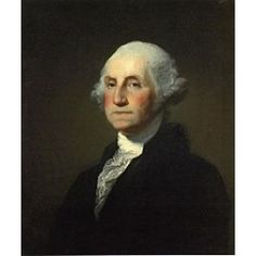 George Washington - The first President of the United States of America