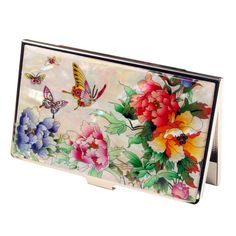b732e00df219 33 Best Business Card Holders made with Mother of Pearl images in ...