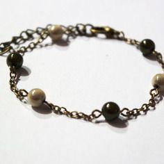 Bracelet couleurs d'automne perles magiques