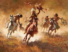 Artist Howard Terpning Mystic Power of the War Shield available at Turpin Gallery Native American Paintings, Native American History, Indian Paintings, Native Indian, Native Art, Howard Terpning, West Art, American Indian Art, American Indians