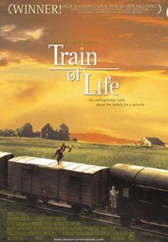 Train de Vie ~ French movie based on Moni Ovadia writings. Beautiful.
