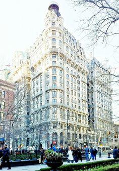 The Upper Westside New York City