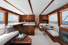 Hatteras Yachts GT Series
