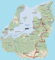 Een veelzijdige en prachtige rondreis door drie unieke landen: Litouwen, Letland en Polen! Deze landen zijn nog ongerept en avontuurlijk.