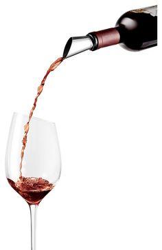 Wine pourer by Eva Solo White Wine, Red Wine, Grapes And Cheese, Wine Pourer, Wine And Liquor, Wine Cheese, Italian Wine, Wine Cellar, Wine Country