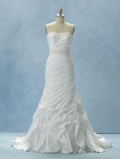 Alfred Angelo Rapunzel Wedding Dress