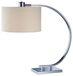 Matching desk lamp.