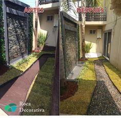 Sidewalk, Decorative Pebbles, Rocks, Projects, Walkway, Walkways