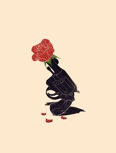 Make Love Not War Art Print by Nicebleed | Society6