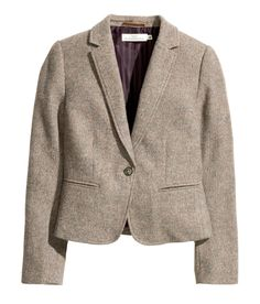 Jacket in a wool blend | H&M GB