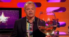 Graham Norton. Perhaps the best chat show ever.