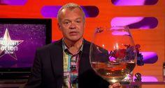 Graham Norton. Perhaps the best chat show ever.