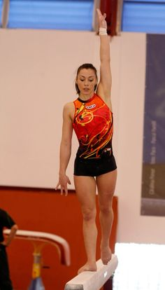 Catalina Ponor - Queen of the Beam