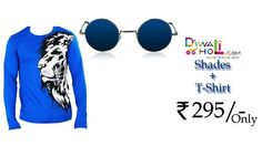 Guys, Get This Trendy & Stylish Combo offer only @DiwaliHoli ! Check Out--->>>http://bit.ly/DH_LT