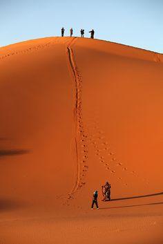 Sahara,Erfoud,Morocco