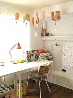 dottie angel/sewing room