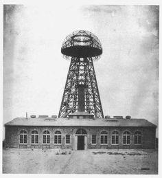 """Tesla was right and we are ready to prove it!"""" So say the two Russian physicists who have just launched an Indiegogo campaign to rebuild Nikola Tesla's Wardenclyffe Tower in Fall, Nikola Tesla, Wardenclyffe Tower, Tesla Free Energy, Tesla Patents, Transmission Tower, Site Art, New Tesla, Tesla Coil, Physicist"""