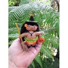 Pala'ai, the Menehune Witch, casts blessings of love and joy.