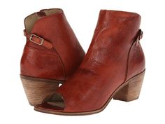 Matisse Folk, leather bootie. So cute. The perfect brown boot.