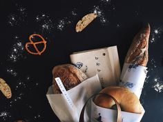 Packaging for Bread & Biscuit on Behance