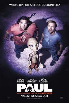 Paul - Seth Rogan, Simon Pegg  (2011)