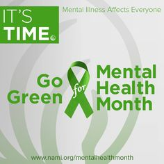 May is Mental Health Awareness Month | Written By Mama Monday ...