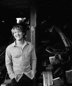 James Spader ... love that smile. He was so cute when he was young