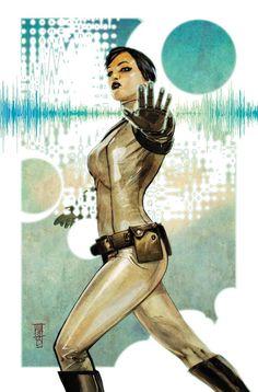 Secret Avengers Vol 2 Daisy Johnson vs Maria Hill, featuring Winter Soldier Avengers Comics, Avengers Characters, New Avengers, Comic Book Characters, Marvel Heroes, Comic Character, Comic Books Art, Marvel Dc, Book Art