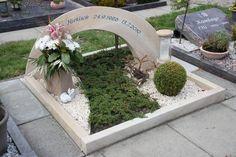 grabstein sandstein   Urnengrabgestaltung auf dem ev. Friedhof in Recke mit…