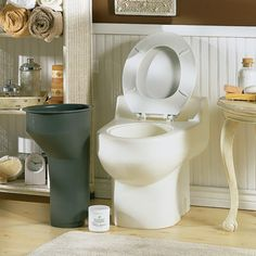 Composting Toilet For Tiny Houses | Expensive, but separates solid ...