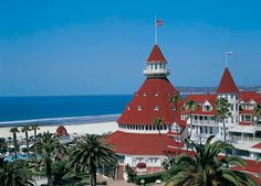 Coronado, San Diego, CA. Lived there for a couple of years 1986-1988. Loved it--a great place to live.